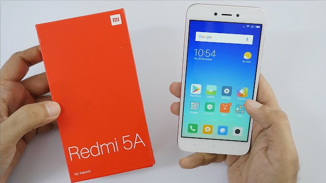 MIUI 9.1.6.0 Global Stable ROM For Redmi 5A
