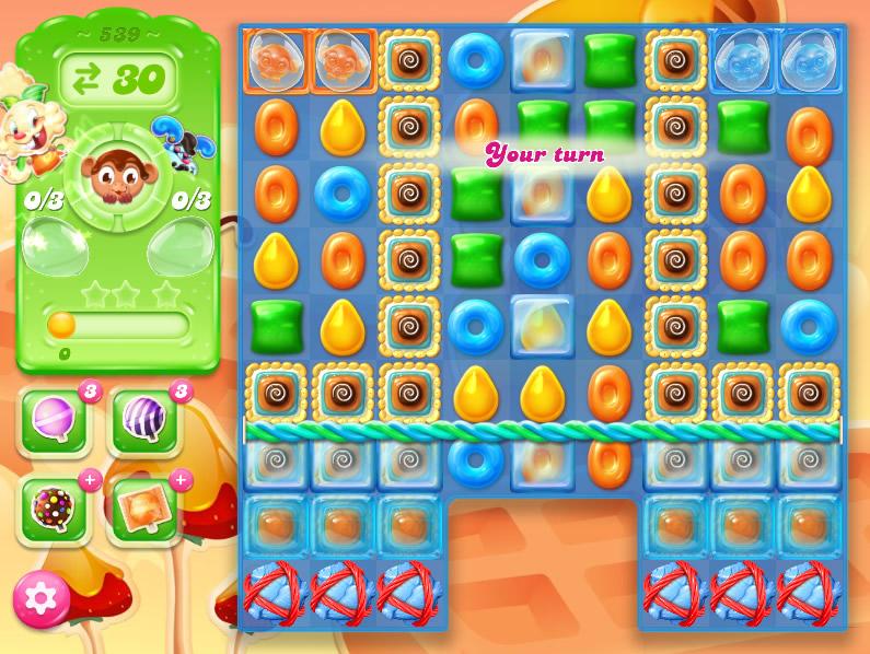 Candy Crush Jelly Saga 539