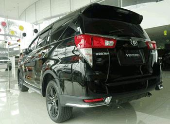Toyota Innova Promo Pameran GIIAS