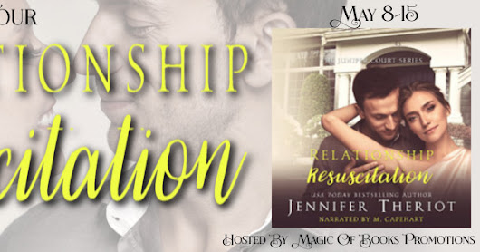 Jennifer Theriot & Giveaway