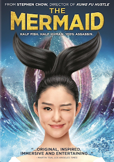 Las Travesuras de una Sirena/The Mermaid [2016] [DVD5] [Latino]