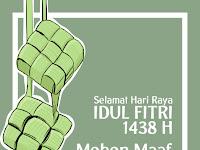 Ucapan Idul Fitri yang Populer, Sudah Benarkah?