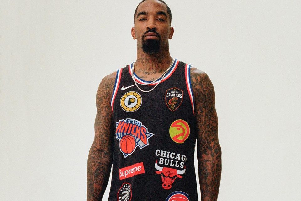 J.R. Smith Speaks On Getting Supreme Tattoo
