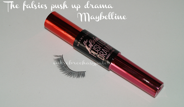 falsies push up drama mascara maybelline