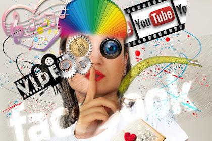 Membuat Konten Youtube Tanpa Rekaman Video