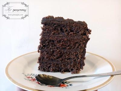 настоящий рецепт торта захер