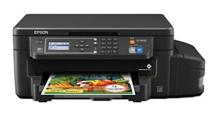 Epson Expression ET-3600 Printer Driver Download