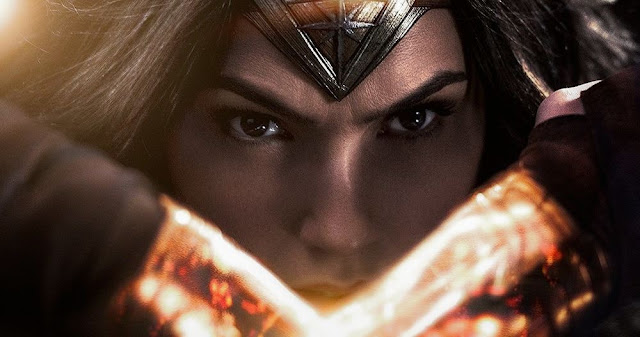 Gal Gadot como Wonder Woman en Batman v Superman