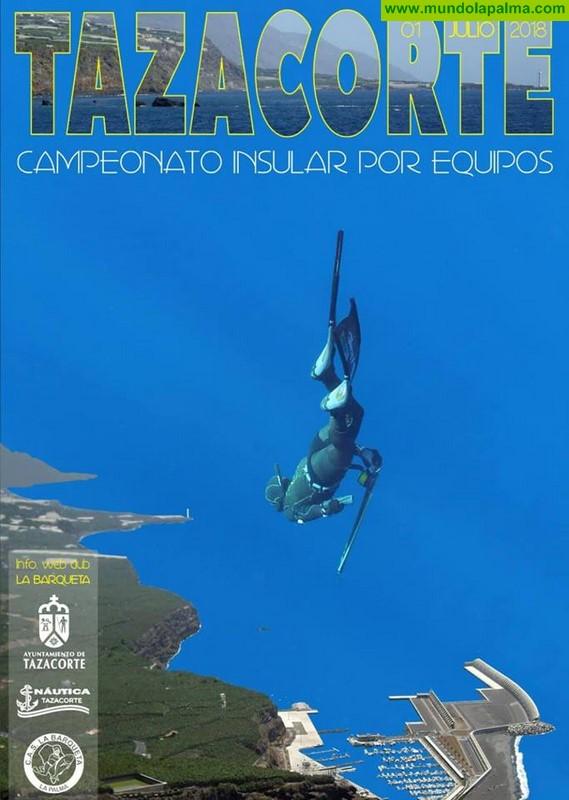 Campeonato Insular Pesca Submarina en Tazacorte