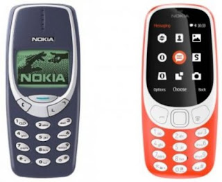 Nokia 3310 Dual SIM Phone old vs new