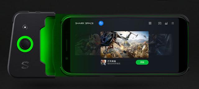 Xiaomi Rilis Smartphone Gaming Pertama Bernama Black Shark