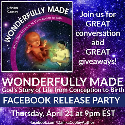 RSVP to #WonderfullyMade Facebook Party