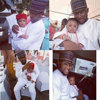 """I Wish i Could Change Every Bad Situation And The Peace Of The Family' – Ubi Franklin Writes Open Letter To His Son"