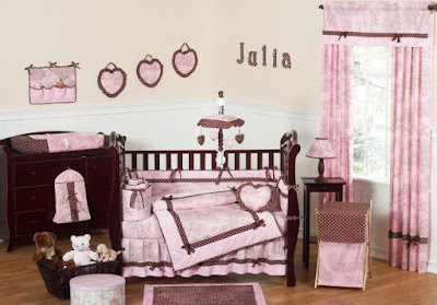 Baby Girl Bedroom Themes - Color Match
