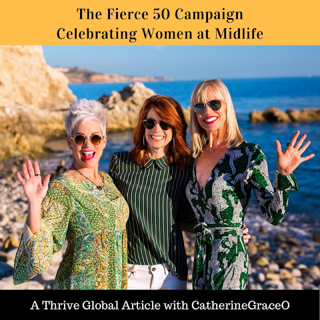 Fierce and Fabulous: Why Life is Golden After 50