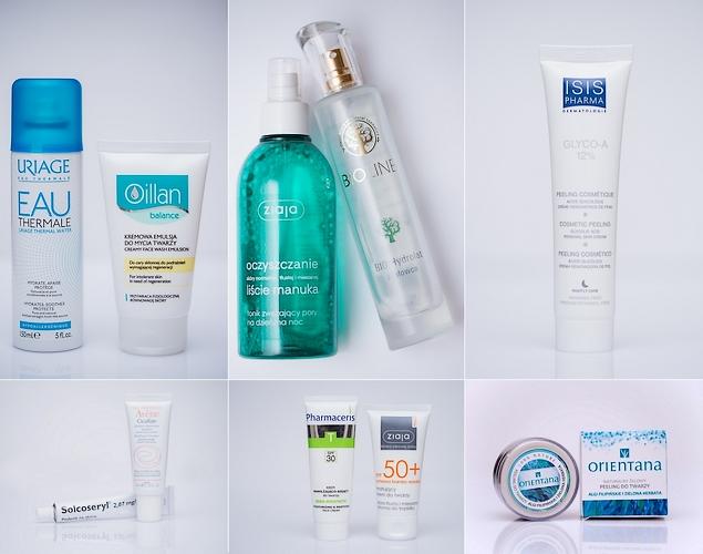 kosmetyki po złuszczaniu kwasami | pielęgnacja skóry po peelingach chemicznych | złuszczanie kwasami | chemabrazja zalecenia po zabiegu | jak pielęgnować skórę po peelingu chemicznym | zabiegi kwasami blog | blogerka radzi