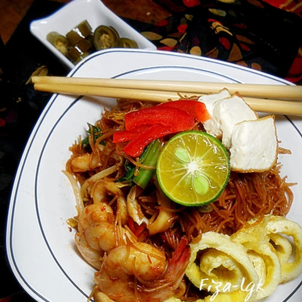 resepi bihun goreng sedap satu resepi Resepi Ayam Masak Kicap Cili Kering Enak dan Mudah