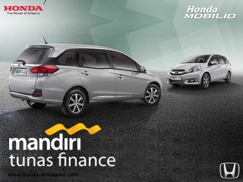 Kredit Mobil Honda Mobilio Bandung