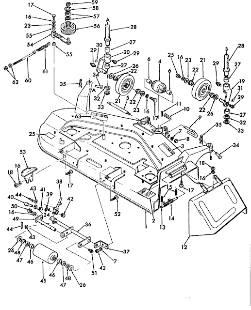 Ford 5000 Tractor Transmission Vent Location
