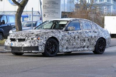 Nouvelle BMW M3 2019 - Caractéristiques, Prix, Date de sortie