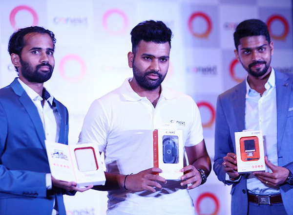 conekt-launch-rohit-sharma
