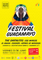 Festival Guacamayo Tropical 2017
