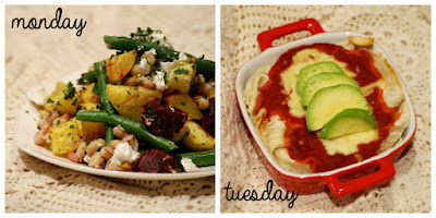 Weekly Meal Inspiration - Healthy Gluten Free Meal Plan