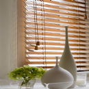 Hygge wood blinds