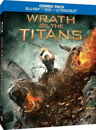 Ira de Titanes 2 720p HD Español Latino Dual BRRip Descargar 2012