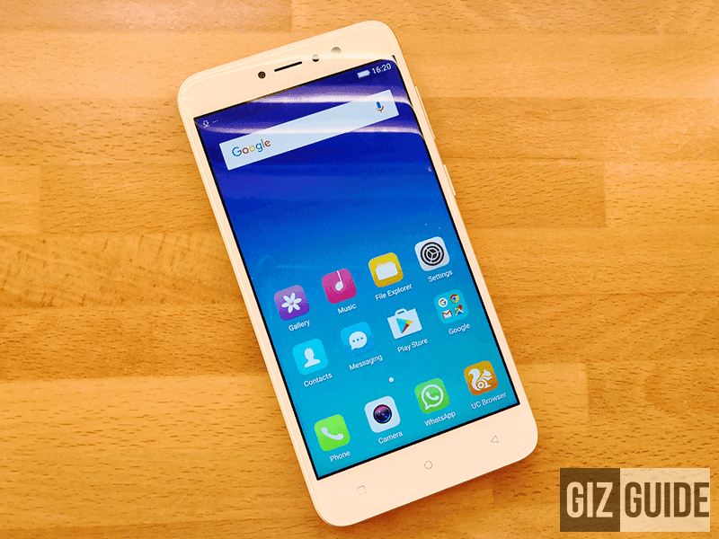 Gionee A1 Lite Review - Great Selfies, Dated Internals