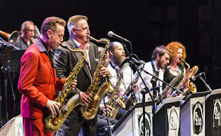 La Barcelona Big Blues Band en el XVII Xàbia Jazz / stereojazz