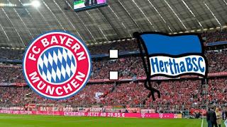 مشاهدة مباراة بايرن ميونخ وهيرتا برلين بث مباشر بتاريخ 28-09-2018 الدوري الالماني
