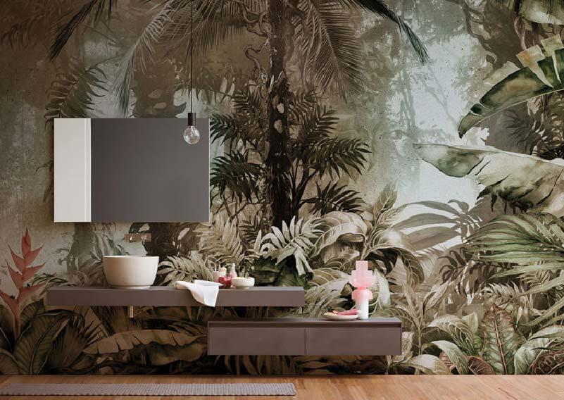 Tropicale e tradizionale