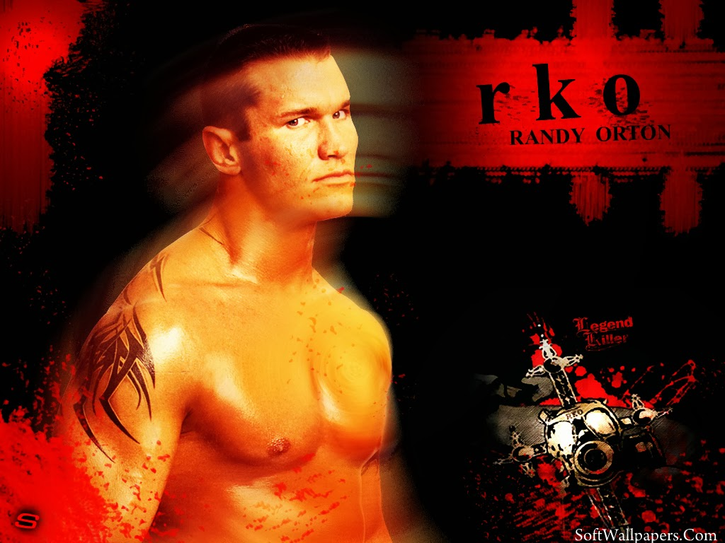 WWE Randy Orton HD Wallpapers