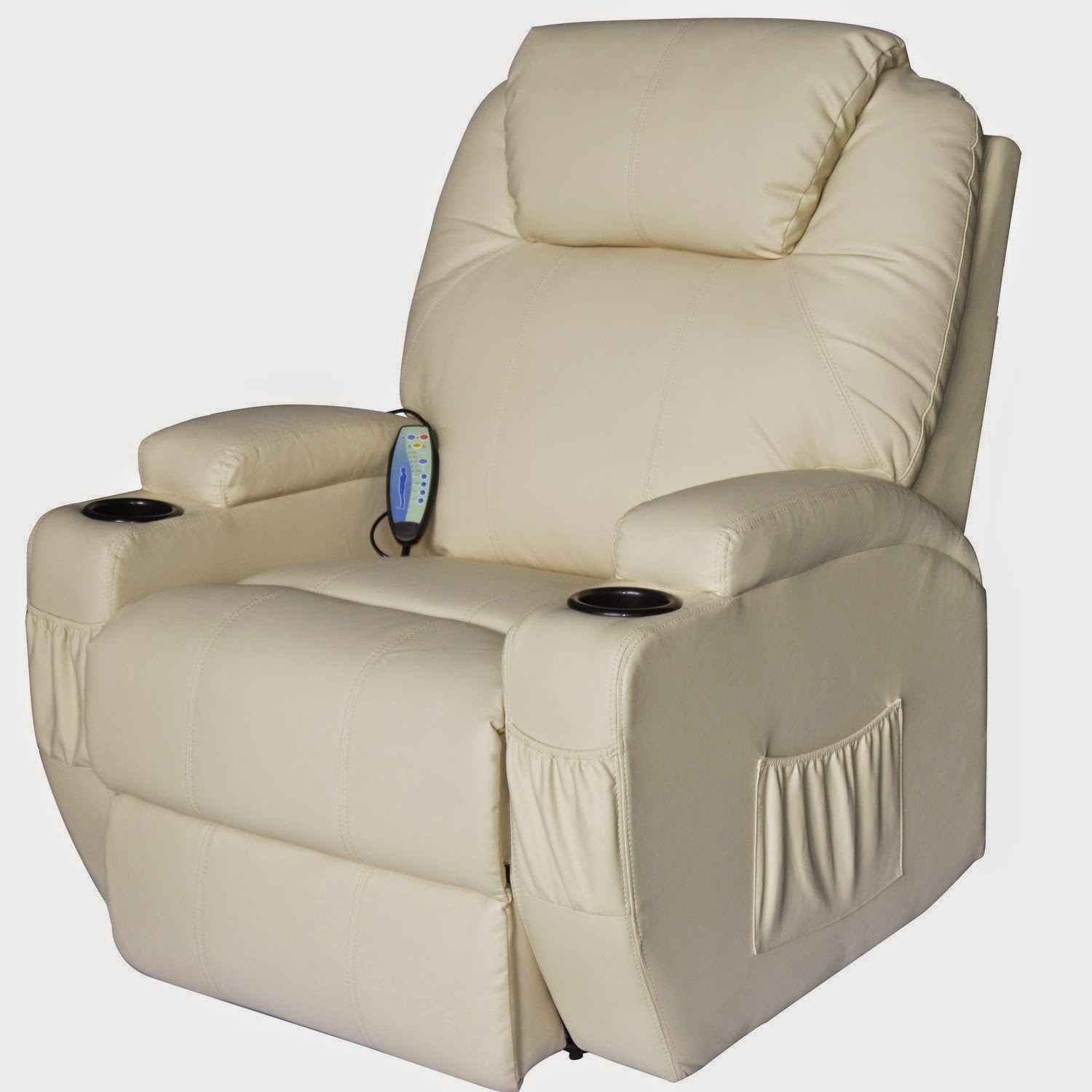 Power Recliner Chairs Reviews Chair Covers For Easter The Best Reclining Leather Sofa White