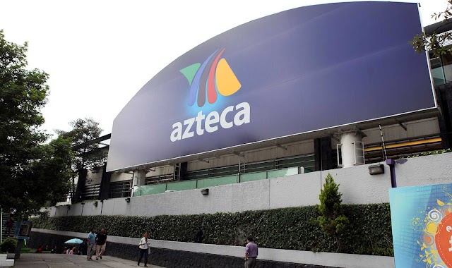 Carmen Aristegui en platicas con TV Azteca