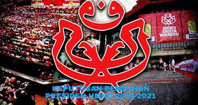 Keputusan Penuh Pemilihan Presiden UMNO Penggal 2018-2021