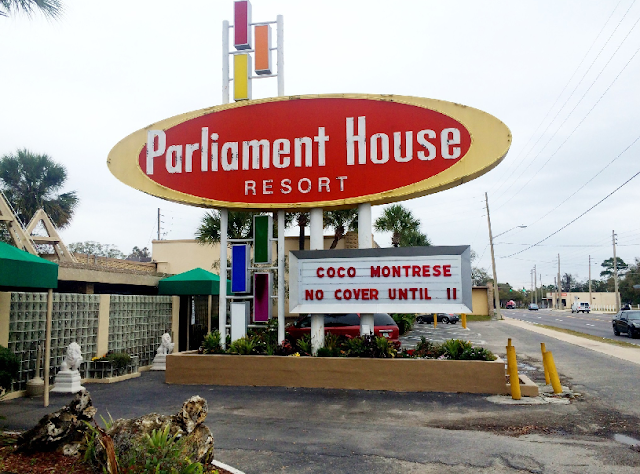 Parliament House Resort em Orlando