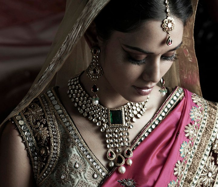 Indian Bridal Jewellery: Roop's Collection: Indian Bridal Jewellery Collection By