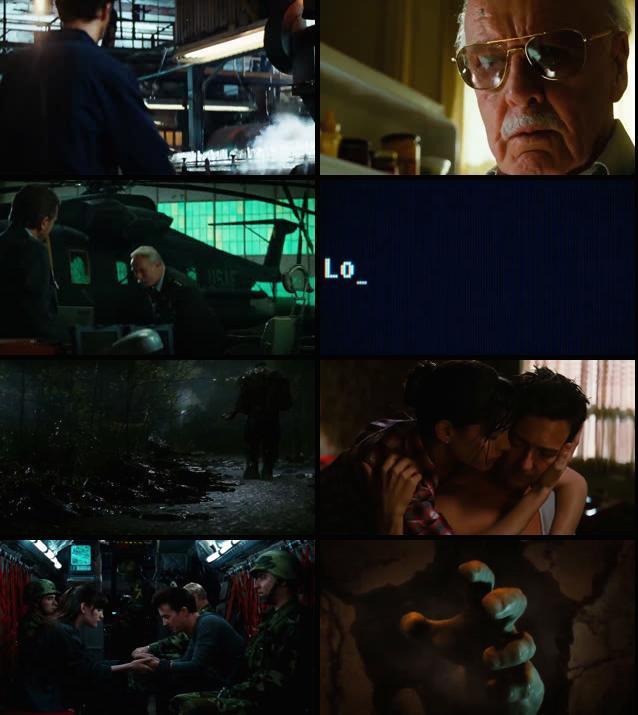 The Incredible Hulk (2008) Dual Audio Hindi BRRip 720p