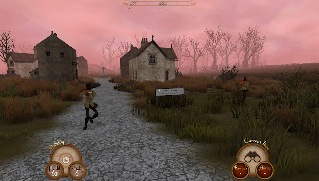 Sir, You Are Being Hunted Screenshot-4