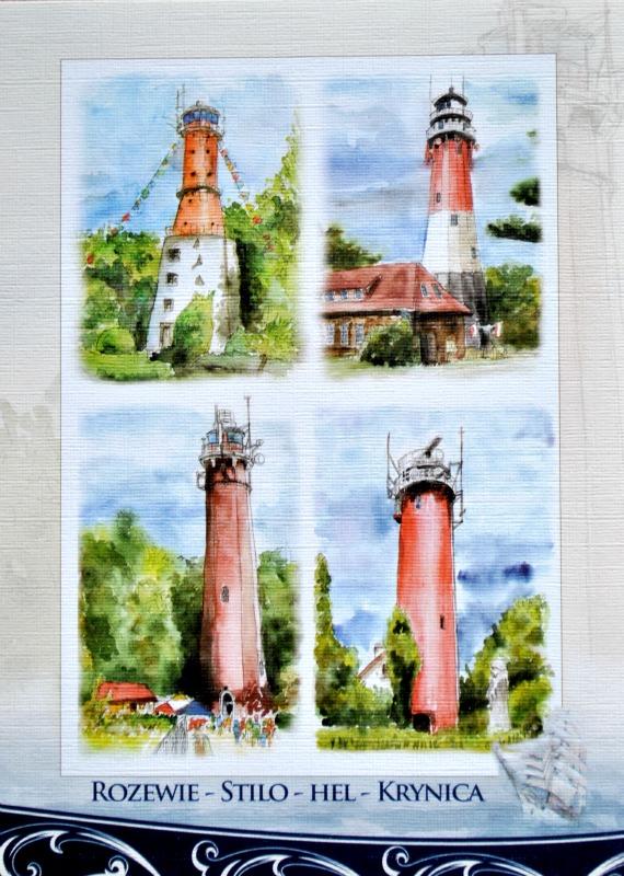 latarnie morskie polska