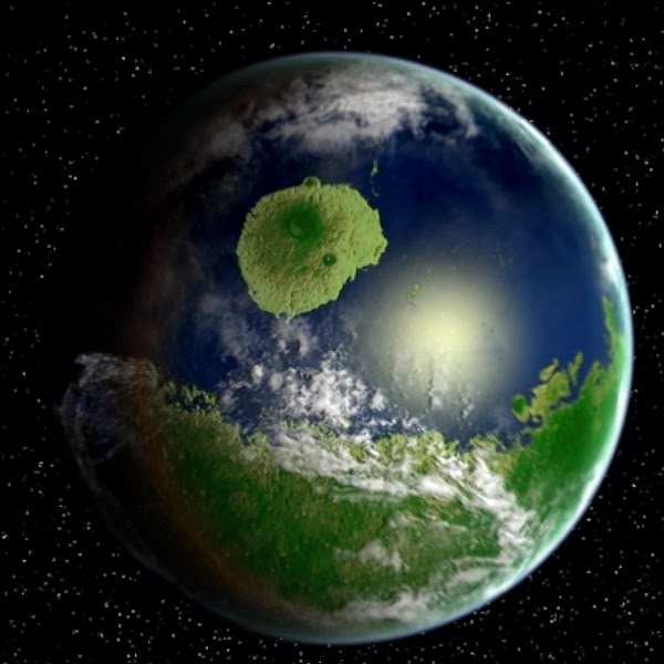 Mars Terraforming: Far Future Horizons : Mars Alive