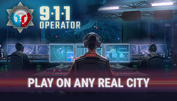 911 Operator Single City Run PC Game Download