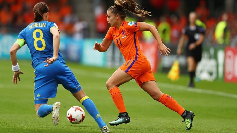 WOMEN's FOOTBALL: UEFA Report Shows Players Rise Is