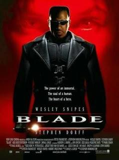 Blade (1998) Hindi Dual Audio Movie 160Mb hevc BRRip