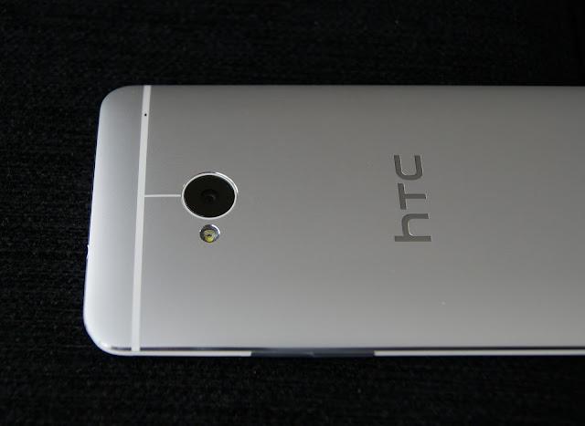 Cámara del HTC One rumbo a lo que es una cámara fotográfica