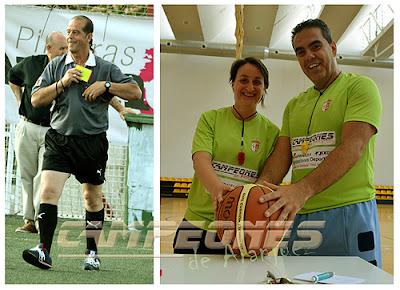 Deportes Baloncesto y Fútbol Aranjuez
