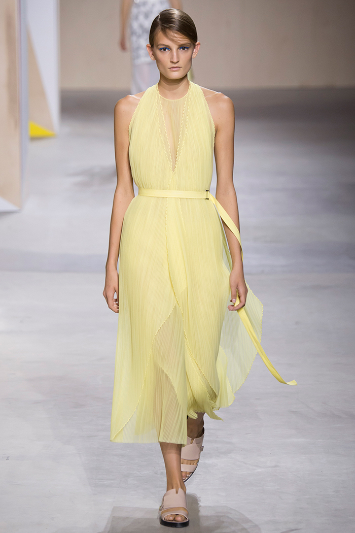 Spring 2016 Trends from Fashion Week Pleats