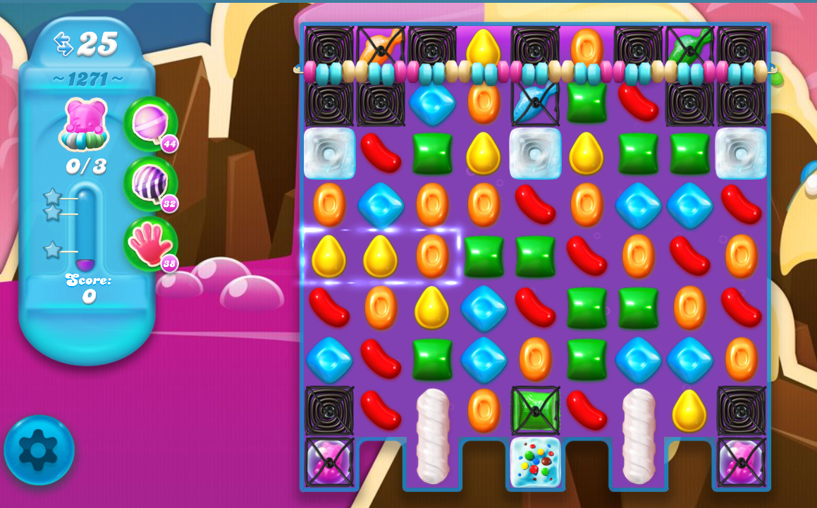 Candy Crush Soda Saga level 1271